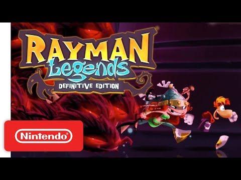 Rayman Legends: Definitive Edition (Nintendo Switch) - Nintendo Key - EUROPE - 1
