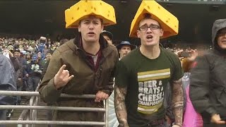 Packers fans leave NFC Championship Game disappointed