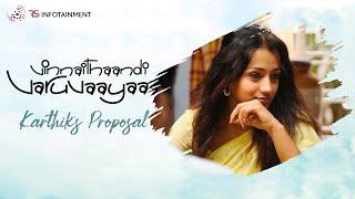 Vinnaithaandi Varuvaayaa - Jessie's reason for not accepting Karthik's Proposal