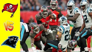 Carolina Panthers vs Tampa Bay Buccaneers FULL GAME Highlights l Highlights | Week 2 - NFL 2020