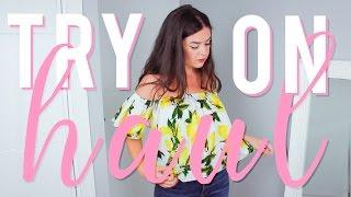 TRY ON HAUL - Rebajas Zara, Mango, Shein Y Muutz |Eynin24