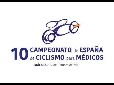 Málaga acoge el X Campeonato de España de Ciclismo para Médicos
