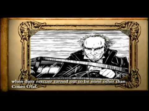 Lemony Snicket's A Series Of Unfortunate Events Full Game Movie All Cutscenes Cinematic