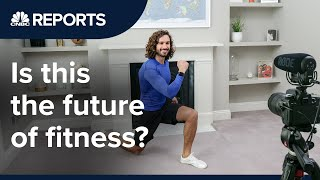 How the pandemic changed fitness forever | CNBC Reports