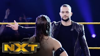 Finn Bálor returns to NXT and confronts Adam Cole: WWE NXT, Oct. 2, 2019
