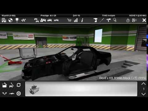 How to build a drag car :: Street Legal Racing: Redline v2