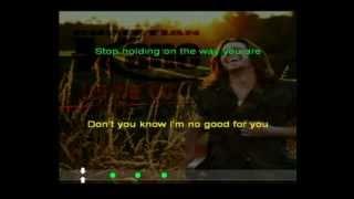 Let me go by Christian Kane (Lyrics)