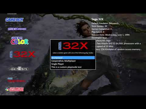 BigBox Random Game Selector v2.0 Test