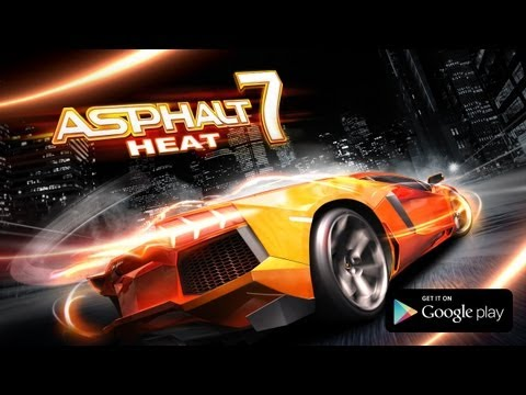 Asphalt 7: Heat video