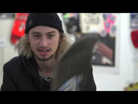 Powerply Anti-Chip Skateboards   Henry Gartland Approved!
