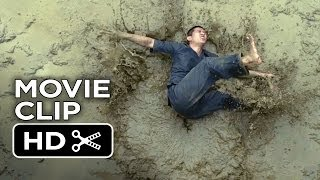 The Raid 2 Movie CLIP  Prison Mud Fight 2014  Action Movie Sequel HD