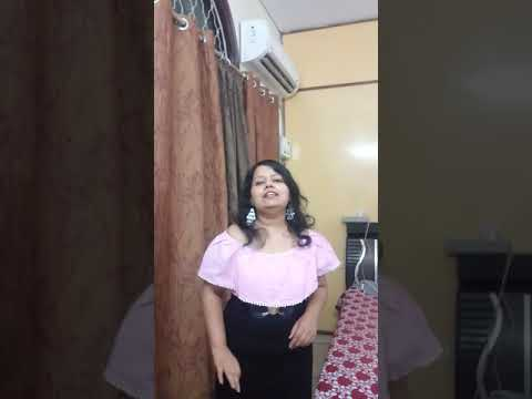 My attempt at Impromptu singing at home