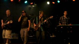 The Trews Paranoid Freak Live Cover by Power Supply