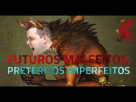 Resenha do Rei Grifo: Futuros Malfeitos, Pretéritos Imperfeitos
