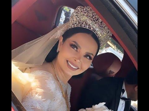 زواج ورومانسية واستدعاء.. القصة الكاملة لحفل زفاف ديانا كرزون مصر العربية