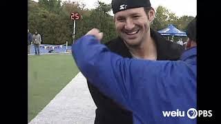 Tony Romo - EIU Football Highlights (Courtesy WEIU TV)