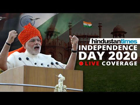 India celebrates 74th Independence Day; PM Modi delivers speech