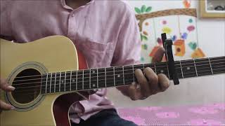 Tum Se - Honge Juda Na Hum - Jubin Nautiyal - Hindi guitar cover lesson chords - Jalebi
