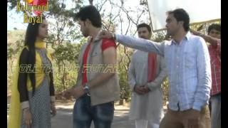 On Location Of TV Serial 'Ek Nayi Pehchaan'  Sakshi And Karan's Romance  2