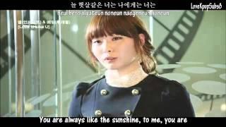 L & Kim Ye Rim - Like U Love U MV [English Subs + Romanization + Hangul] HD