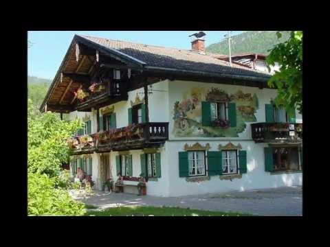 Bayerische Musik und schönes Zuhause