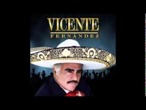 - NO ME SE RAJAR - VICENTE FERNANDEZ (FULL AUDIO)
