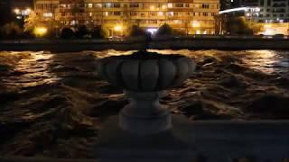 Река Сочи 30 октября 2017 года