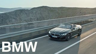YouTube Video 5wSYcpdu88w for Product BMW 8 Series Convertible (G14) by Company BMW in Industry Cars