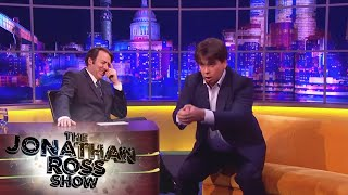 Americans Don't Understand English - The Jonathan Ross Show