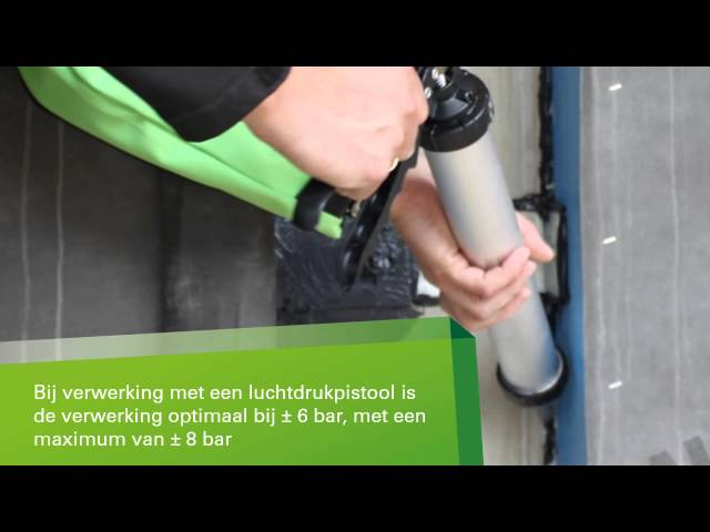 instructievideo illbruck SP925 Afdichtingscoating 600ml p/st