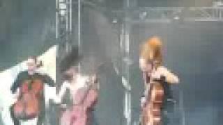 Apocalyptica - Betrayal / Forgiveness Live at Ruisrock