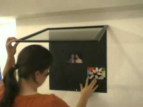 Gallerina Galerie Rahmen von DeKnudt