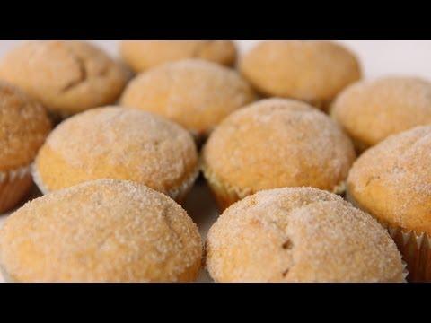Sweet Potato Muffins Recipe – Laura Vitale – Laura in the Kitchen Episode 489