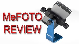 MeFoto SideKick360 Review and Unboxing - The BEST mobile device adapter !