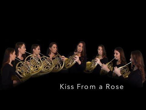 Alana's arrangement of Seal's Kiss From a Rose