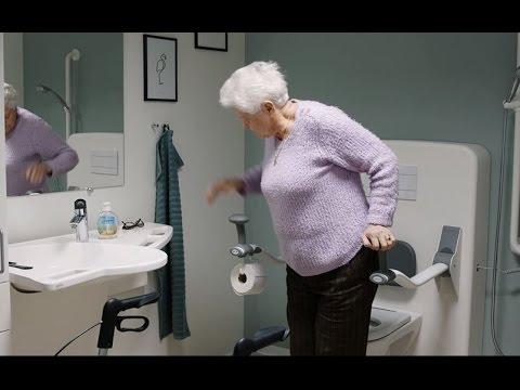 Allmobility: bagno accessibile per anziani e disabili - soluzioni per la sicurezza e autonomia