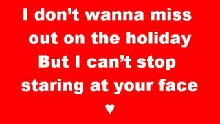 Justin Bieber - Mistletoe - On Screen Lyrics [Studio Version]
