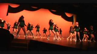 Inspire Dance Show - Drop It Low