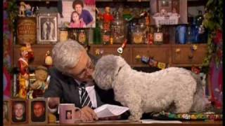 Paul announces Buster's death and gets very emotional - Paul O'Grady Show 23rd November 2009