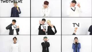 [ENGSUB] UP10TION U10TV ep43 - Come Here, Look at Me! UP10TION First Fansign Meeting Site
