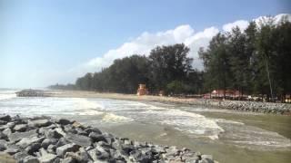 preview picture of video 'Pantai Irama Bachok 20140326 002'