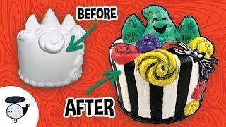 Halloween Cake Squishy Deco Collab - ChelseyDIY & JojosCraftyLove