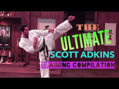 Ultimate Scott Adkins Training Compilation