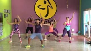 bailando  enrique iglesias   ZUMBA IVAN MONTERREY feat  ZUMBA CHARITY   YouTube
