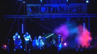WALDA GANG - MOTÁKfest 2014 live (celé vystoupení)