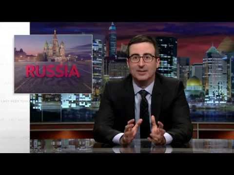 Джон Оливер о Параде на Красной Площади #перевёлиозвучил Андрей Бочаров.