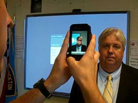 An iPhone App That Catches Crooks By Looking Them In The Eye