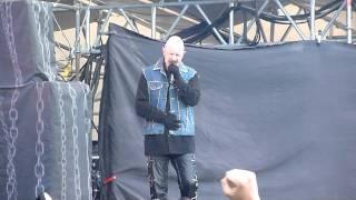 Judas Priest - Diamonds & Rust (Live • Sauna Open Air 2011 • Joan Baez cover)