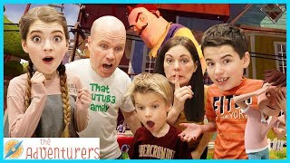 Hello Neighbor Hide And Seek - The Movie! / That YouTub3 Family I The Adventurers