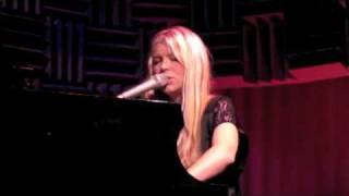 """Under the Gravel Skies"" - Charlotte Martin - Joe's Pub 1/16/11"
